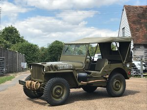 Picture of 1962 Hotchkiss M201 Jeep, total Galliers rebuild, SOLD For Sale