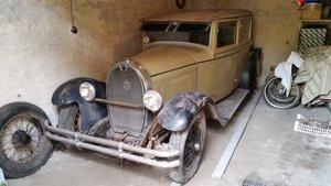 1929 Hotchkiss AM2 Berline
