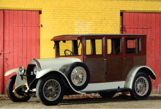 Picture of 1923 Hotchkiss AM Saloon For Sale