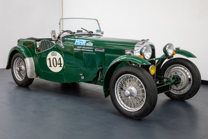 1947 HRG 1500 Ex John Gott Alpine Rally Winner,