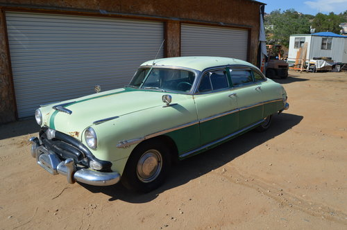 1953 Hudson Hornet SOLD (picture 1 of 1)