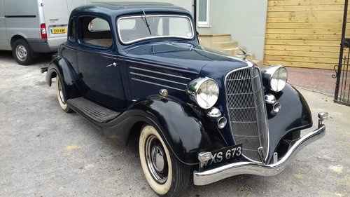 1935 Essex Hudson Terraplane coupe 6 For Sale (picture 1 of 6)