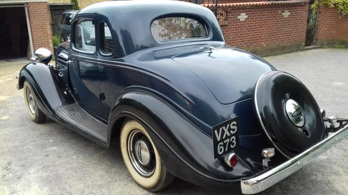 1935 Essex Hudson Terraplane coupe 6 For Sale (picture 2 of 6)