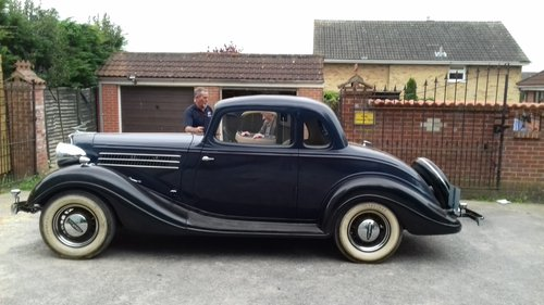 1935 Essex Hudson Terraplane coupe 6 For Sale (picture 3 of 6)
