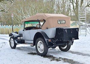 1925 Hudson Super Six Tourer SOLD by Auction