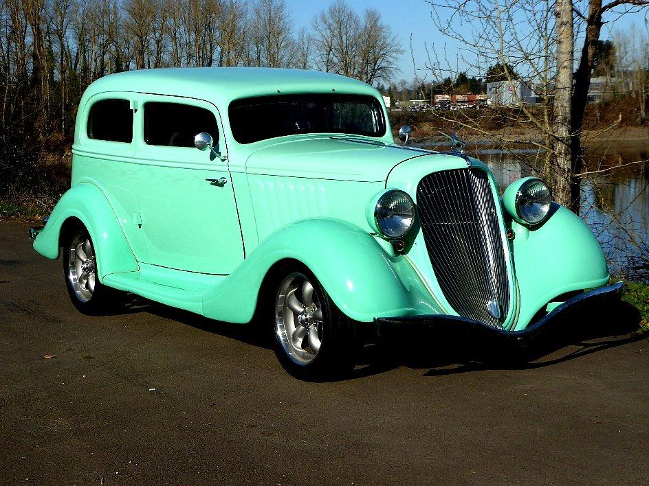 1934 Husson Terraplane Victoria = Steel body Restored $44.5k For Sale (picture 1 of 6)