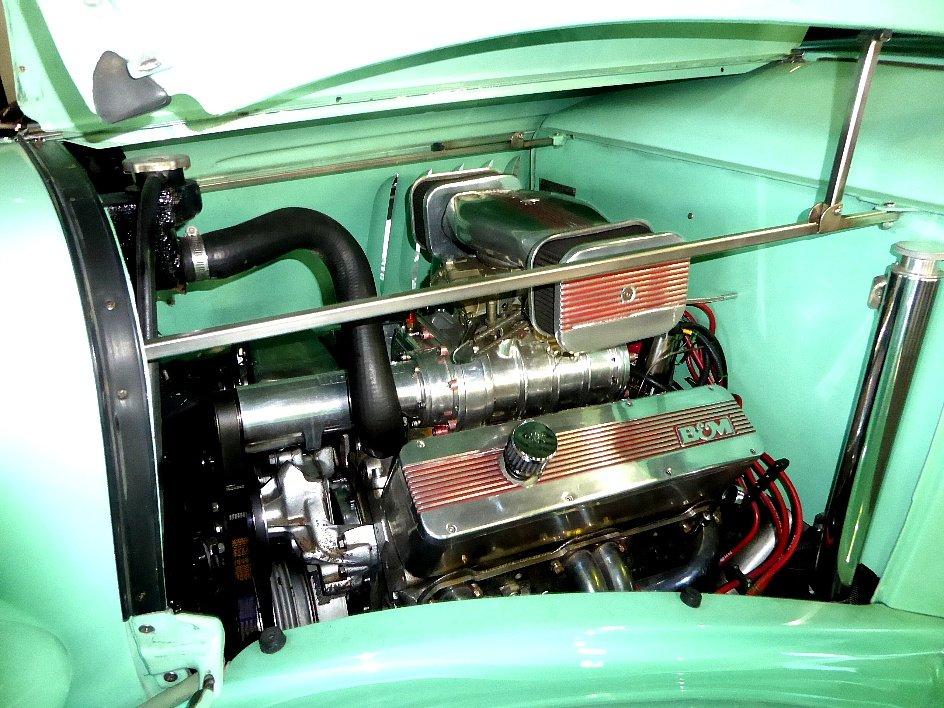 1934 Husson Terraplane Victoria = Steel body Restored $44.5k For Sale (picture 6 of 6)