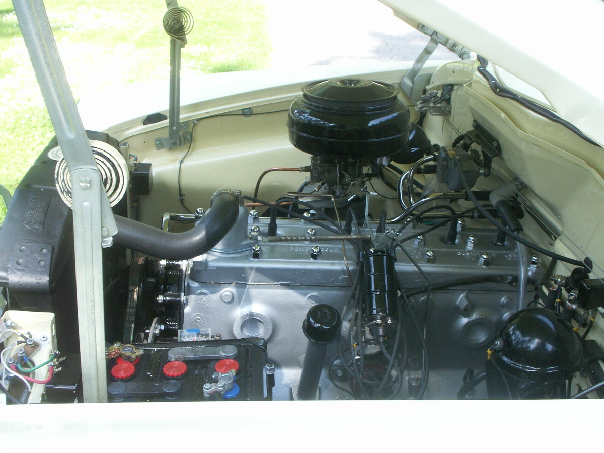 1951 Hudson Pacemaker Brougham (2 DR Sedan) For Sale (picture 3 of 6)
