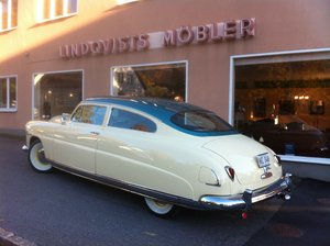 1951 Hudson Pacemaker Brougham (2 DR Sedan) For Sale