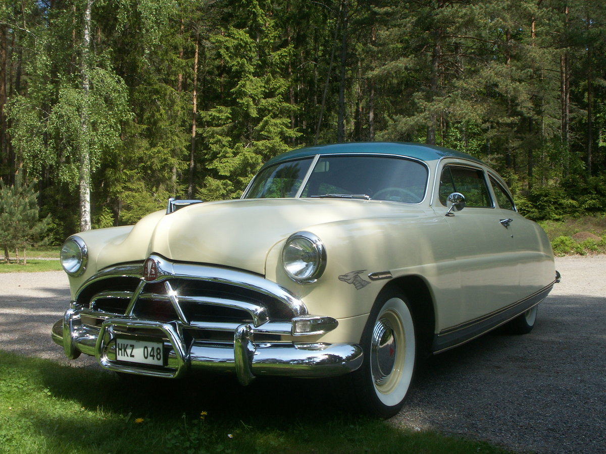1951 Hudson Pacemaker Brougham (2 DR Sedan) For Sale (picture 2 of 6)