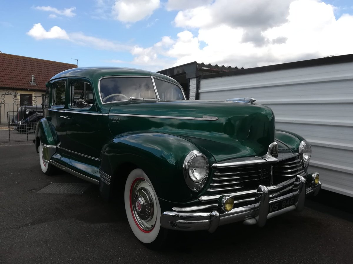 RHD 1946 Huson Super Six For Sale (picture 1 of 5)