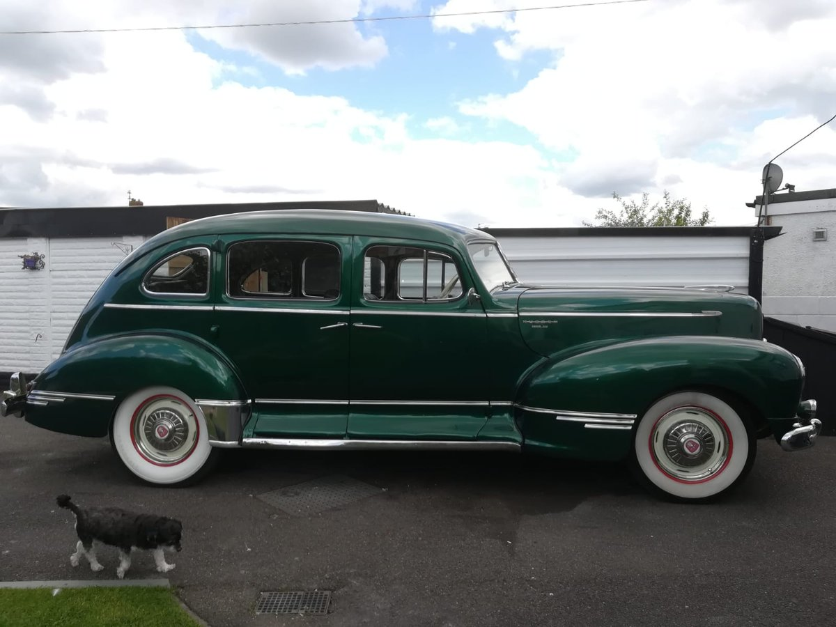 RHD 1946 Huson Super Six For Sale (picture 2 of 5)