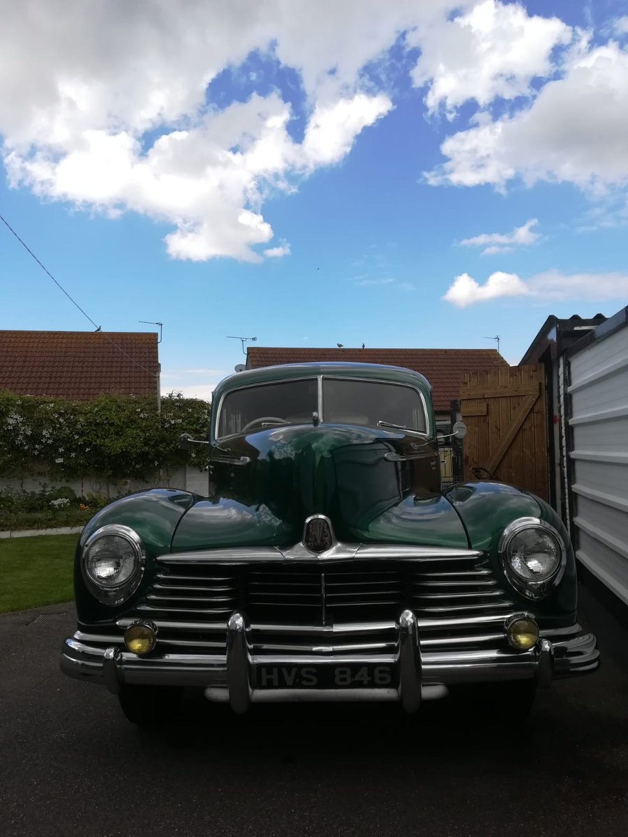 RHD 1946 Huson Super Six For Sale (picture 3 of 5)