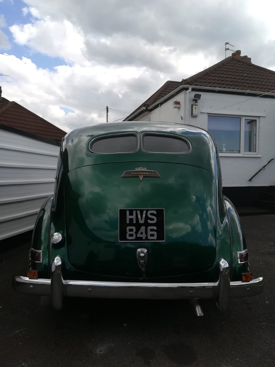 RHD 1946 Huson Super Six For Sale (picture 4 of 5)
