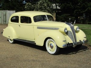 1937 Hudson Terraplane Coupe at ACA 15th June  For Sale