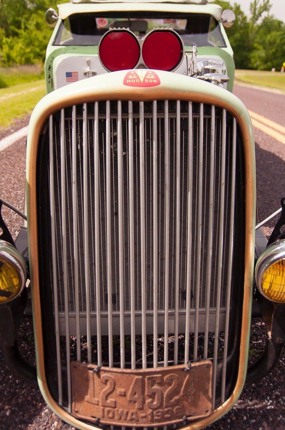 1936 Hudson Terraplane = Fun Custom 1 off Rat(~)Rod $21.9k For Sale (picture 3 of 6)