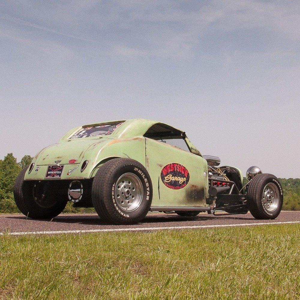 1936 Hudson Terraplane = Fun Custom 1 off Rat(~)Rod $21.9k For Sale (picture 5 of 6)