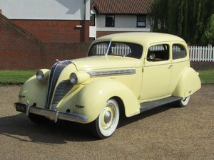 1937 37 Hudson Terraplane 3.5 straight 6 - elctric hand For Sale