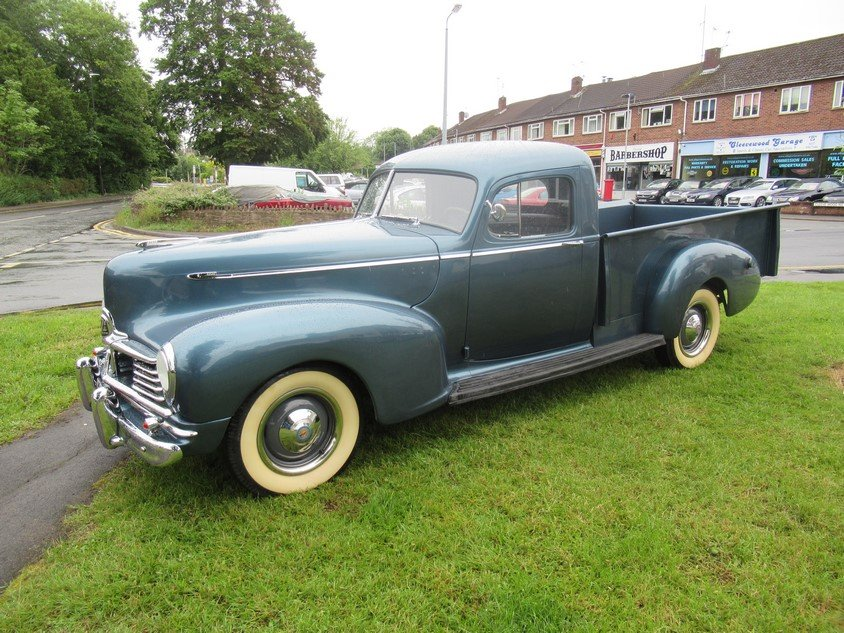 1947 Husdon Straight 6 Pick-up For Sale (picture 1 of 1)