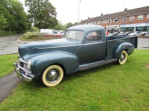 1947 Husdon Straight 6 Pick-up