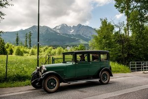 1927 Hudson Super Six For Sale