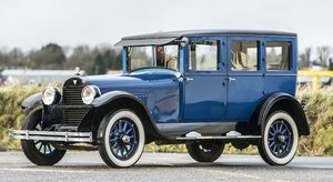 1922 HUDSON SUPER SIX SALOON
