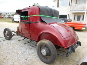1930 Hudson 112 Rumble Seat Coupe Rare Project U finish $10. For Sale