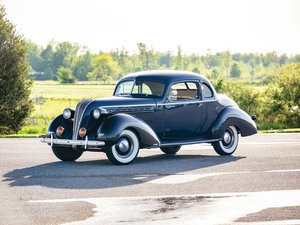 1937 Hudson Terraplane  For Sale by Auction