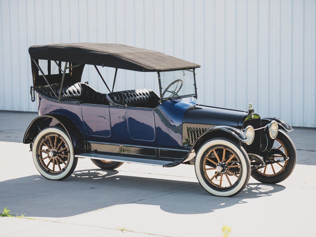 1915 Hudson Model 6-40 Seven-Passenger Touring  For Sale by Auction (picture 1 of 6)