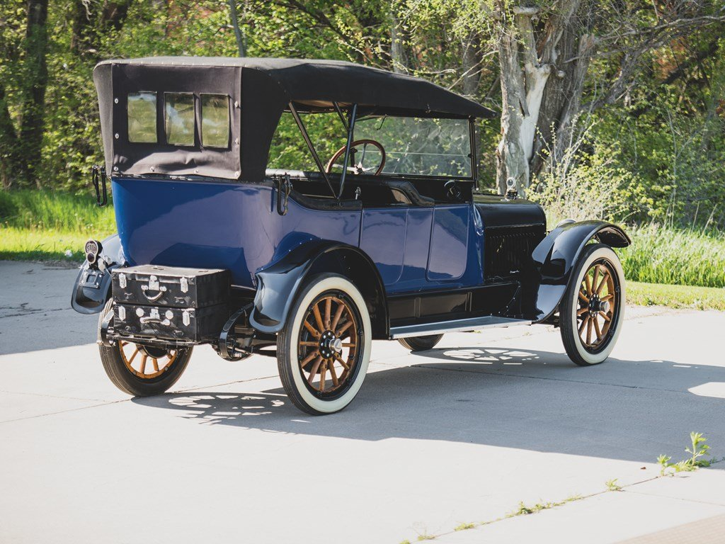 1915 Hudson Model 6-40 Seven-Passenger Touring  For Sale by Auction (picture 2 of 6)