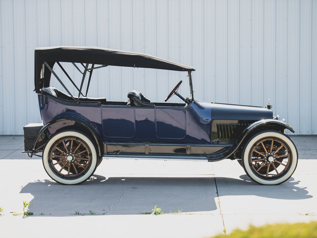 1915 Hudson Model 6-40 Seven-Passenger Touring  For Sale by Auction (picture 5 of 6)