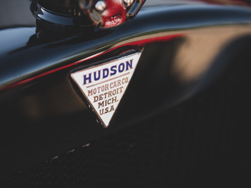 1915 Hudson Model 6-40 Seven-Passenger Touring  For Sale by Auction (picture 6 of 6)