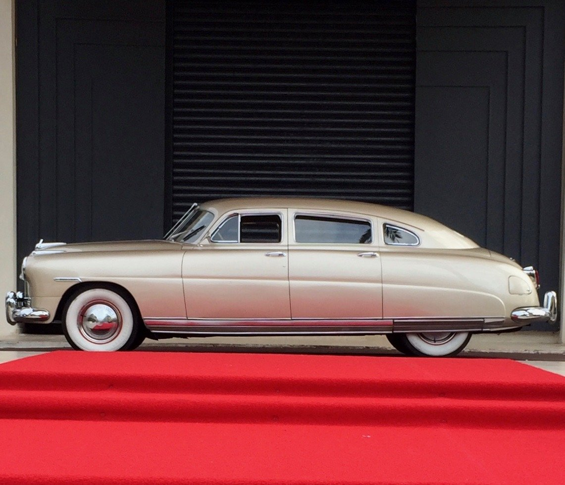 1949 Hudson Commodore Straight 8 Serie 494  For Sale (picture 5 of 6)