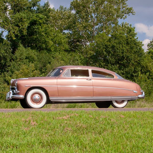 1952 Hudson Wasp Brougham Coupe Rare + Clean Driver $22.5k