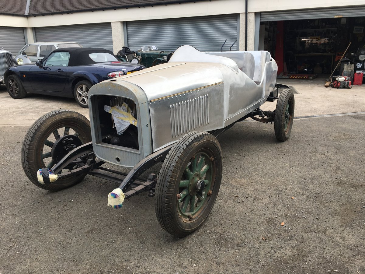 Hudson 1928 Full Alloy bodied Special (Great Project) For Sale (picture 1 of 6)