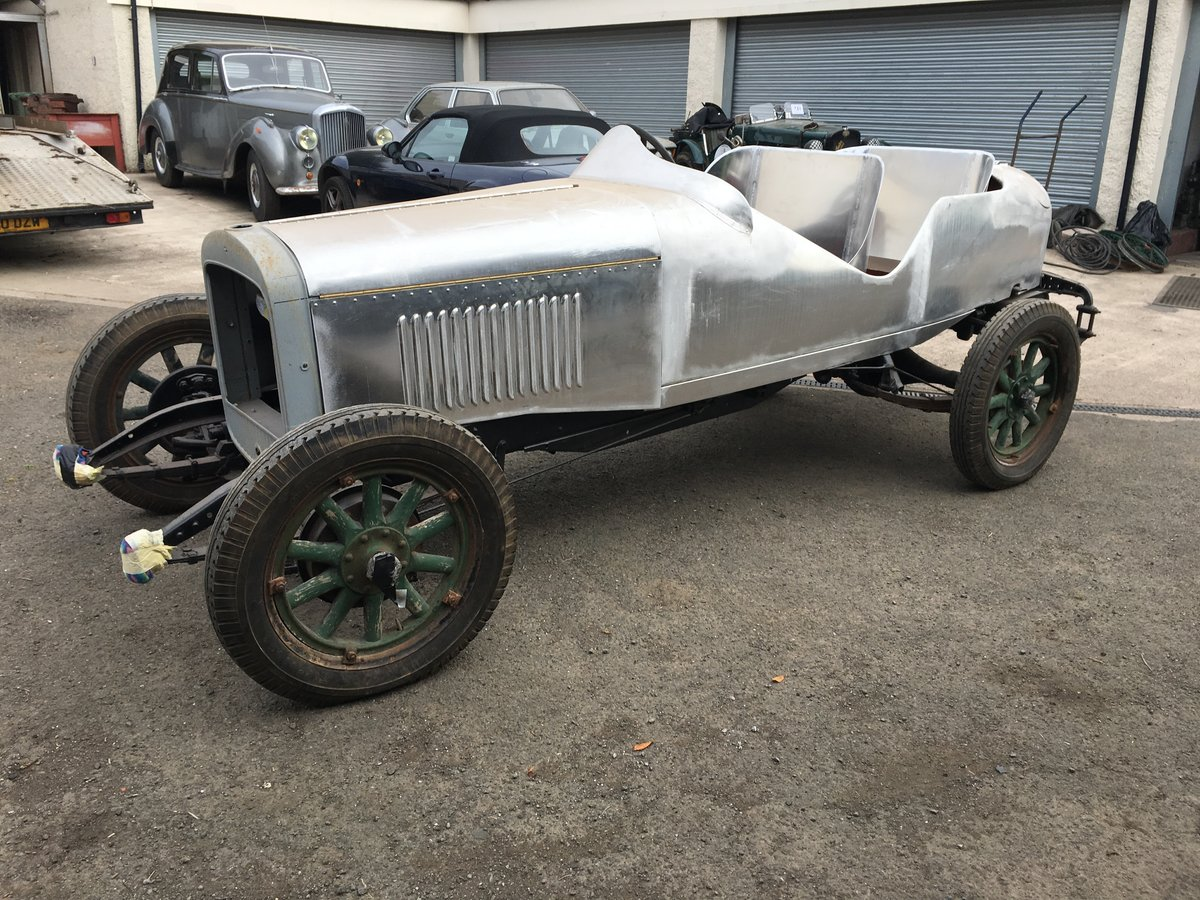 Hudson 1928 Full Alloy bodied Special (Great Project) For Sale (picture 2 of 6)