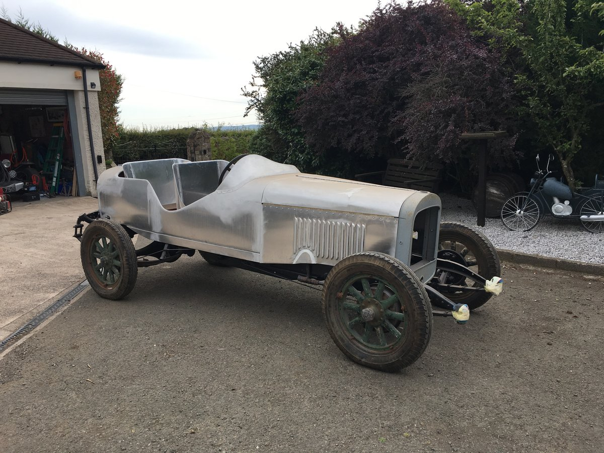 Hudson 1928 Full Alloy bodied Special (Great Project) For Sale (picture 3 of 6)
