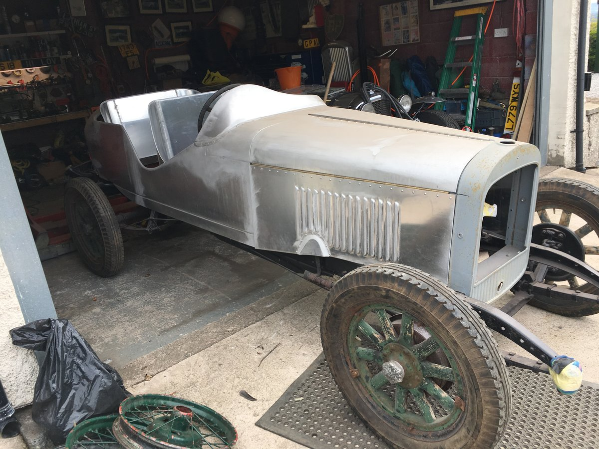 Hudson 1928 Full Alloy bodied Special (Great Project) For Sale (picture 4 of 6)