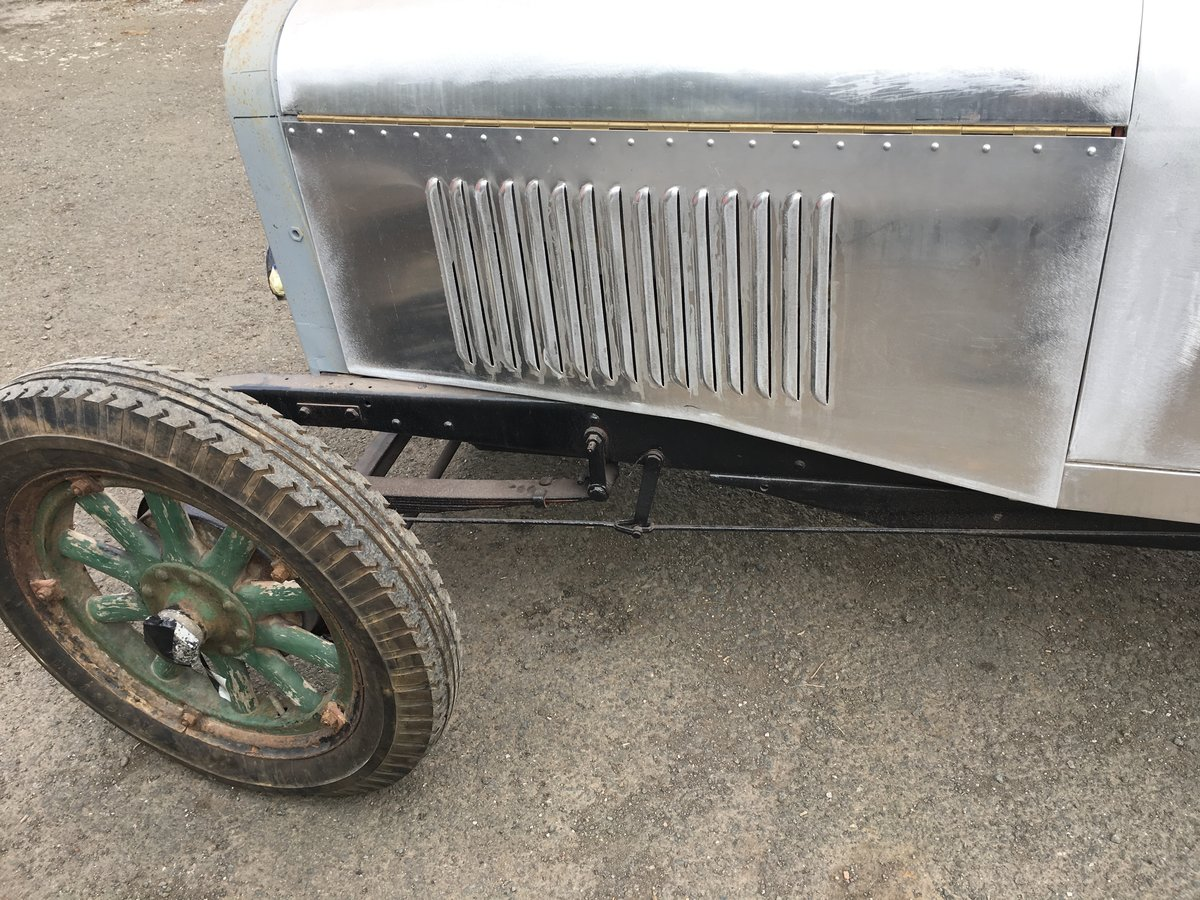 Hudson 1928 Full Alloy bodied Special (Great Project) For Sale (picture 5 of 6)