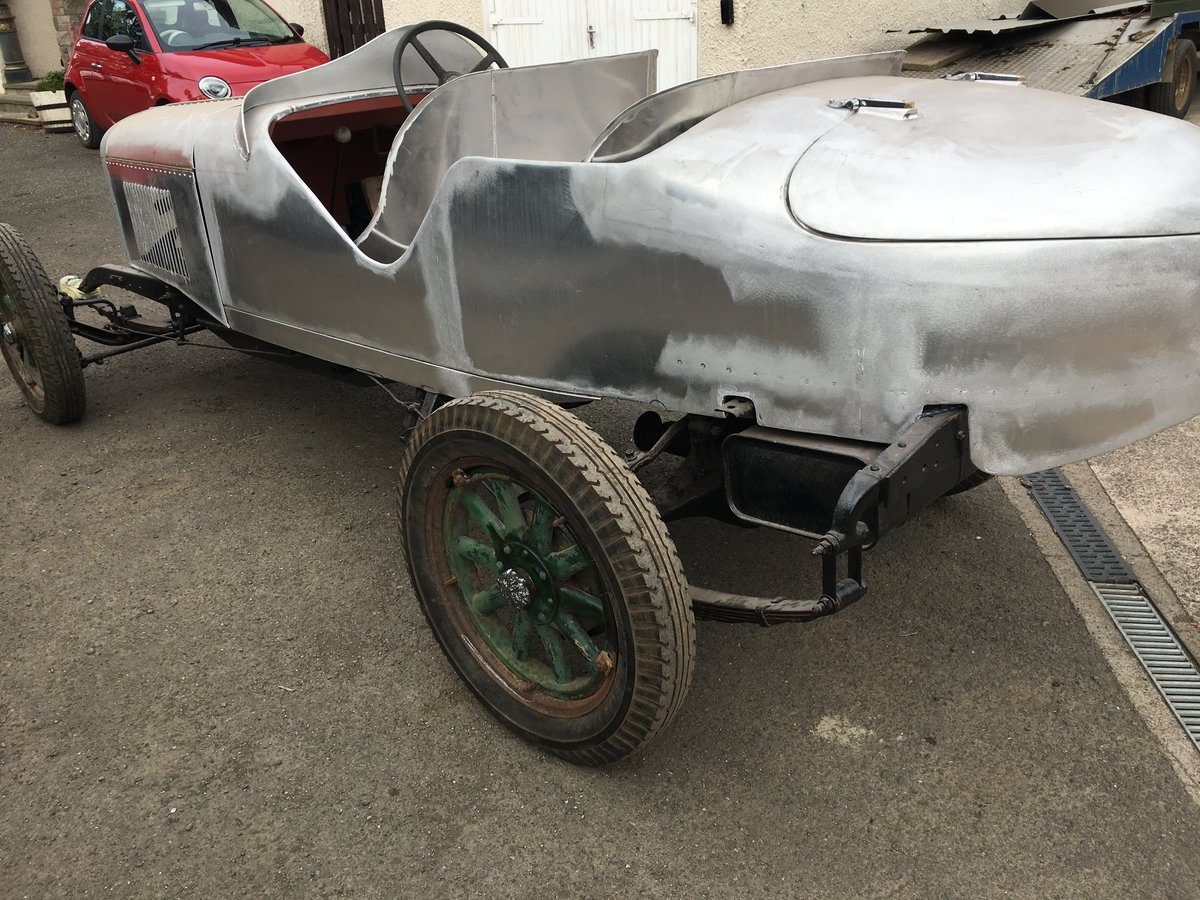 Hudson 1928 Full Alloy bodied Special (Great Project) For Sale (picture 6 of 6)