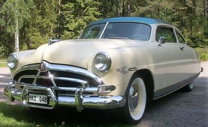 1951 Hudson Pacemaker Brougham For Sale