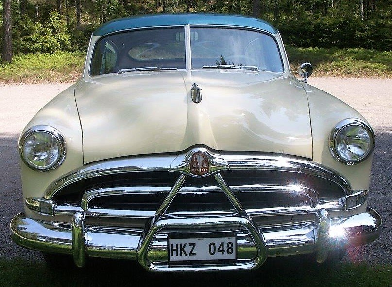 1951 Hudson Pacemaker Brougham For Sale (picture 2 of 6)