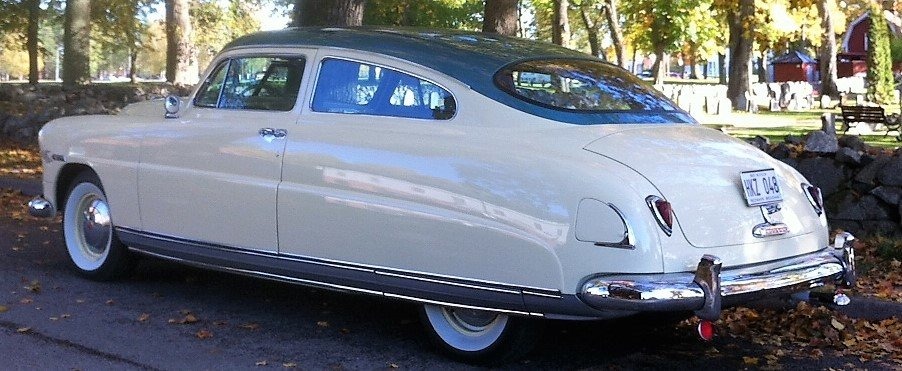 1951 Hudson Pacemaker Brougham For Sale (picture 6 of 6)