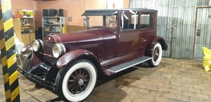 1925 Hudson Super SIX - running For Sale