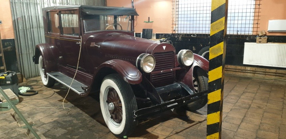 1925 Hudson Super SIX - running For Sale (picture 2 of 6)