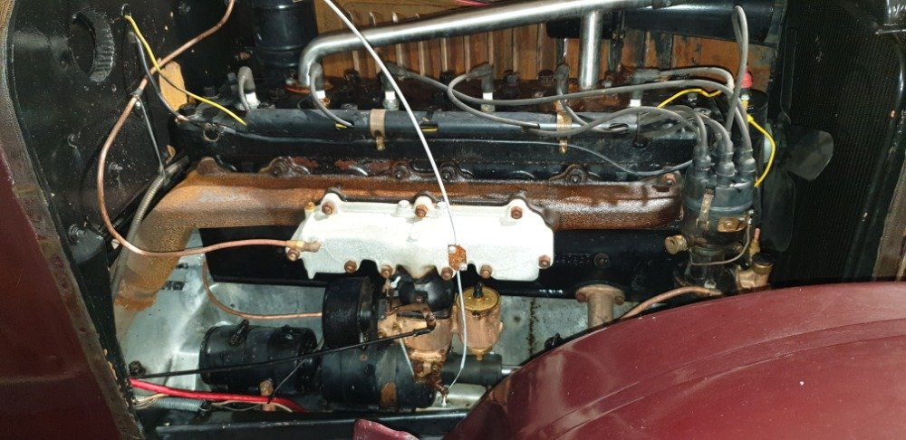 1925 Hudson Super SIX - running For Sale (picture 5 of 6)