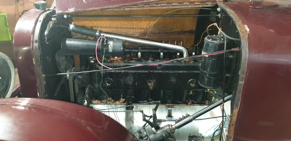 1925 Hudson Super SIX - running For Sale (picture 6 of 6)