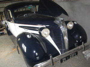 1938 hudson terraplane  For Sale
