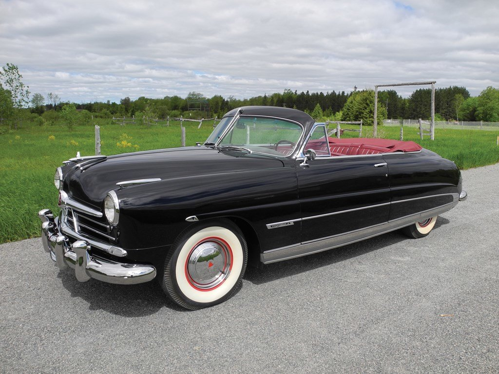 1950 Hudson Commodore 8 Convertible  For Sale by Auction (picture 1 of 6)