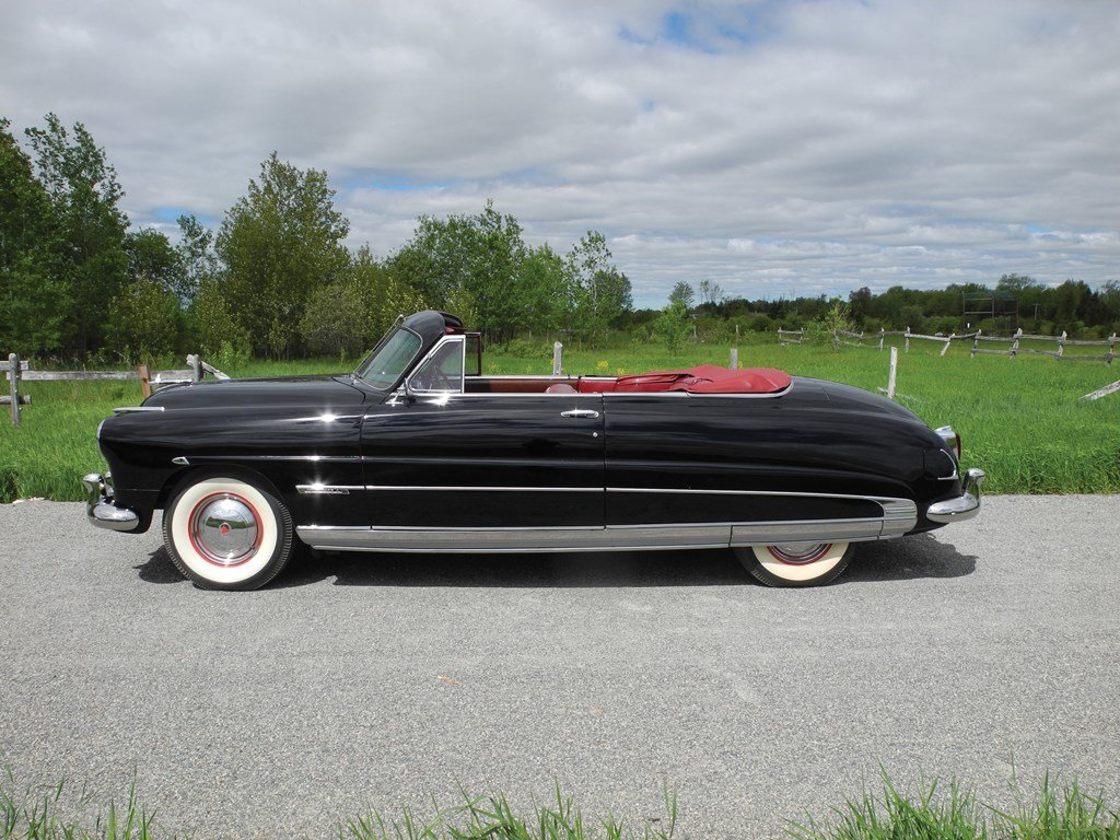1950 Hudson Commodore 8 Convertible  For Sale by Auction (picture 5 of 6)